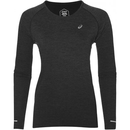 Asics SEAMLESS LS TEXTURE - Dámske športové tričko
