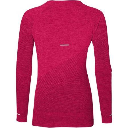 Dámske športové tričko - Asics SEAMLESS LS TEXTURE - 2
