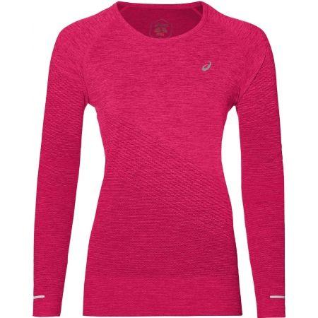 Dámske športové tričko - Asics SEAMLESS LS TEXTURE - 1