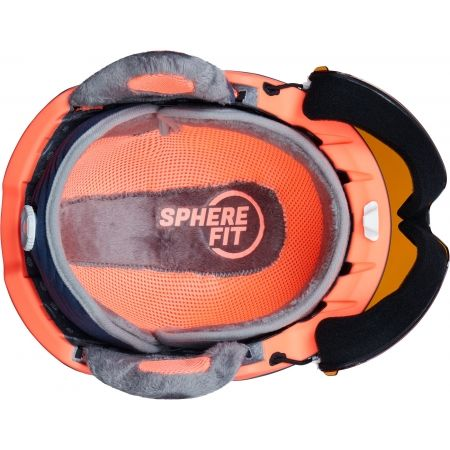 Lyžařská helma - Head RACHEL - 5
