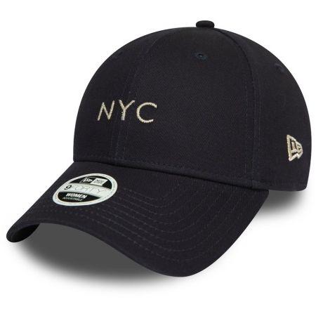 Dámska šiltovka - New Era 9FORTY W NYC - 1