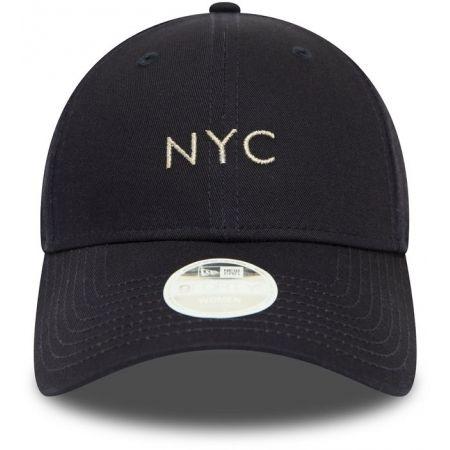 Dámska šiltovka - New Era 9FORTY W NYC - 2