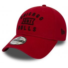 New Era 9FORTY NBA VINTAGE TEAM FRONT CHICAGO BULLS - Pánská klubová kšiltovka