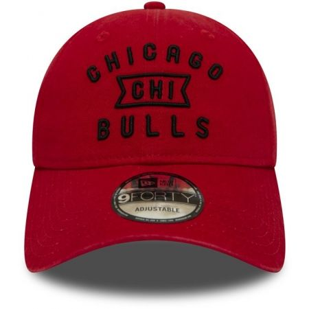 Pánská klubová kšiltovka - New Era 9FORTY NBA VINTAGE TEAM FRONT CHICAGO BULLS - 2