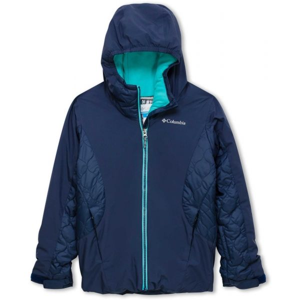 Columbia Wild Child™ Jacket tmavo modrá S - Zimná bunda