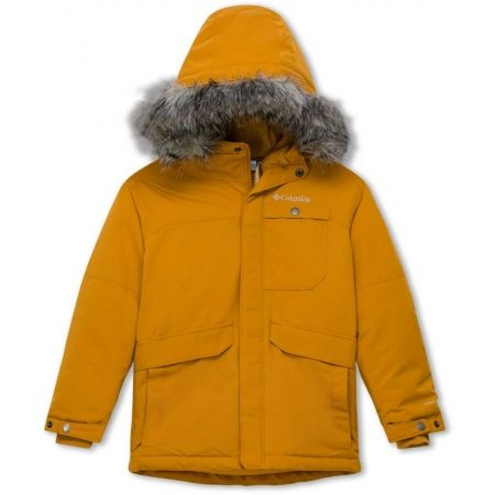 Boys' jacket - Columbia NORDIC STRIDER - 1