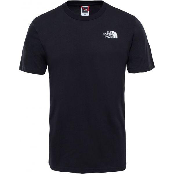 The North Face S/S SIMPLE DOME TE M černá M - Pánské tričko