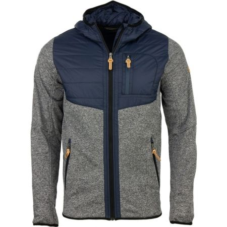 ALPINE PRO DAIS - Pánsky sveter