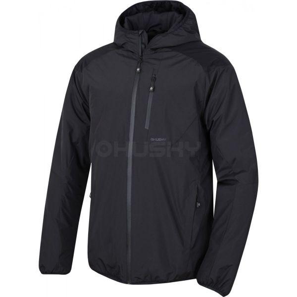 Husky NOTT M černá L - Pánská hardshell bunda