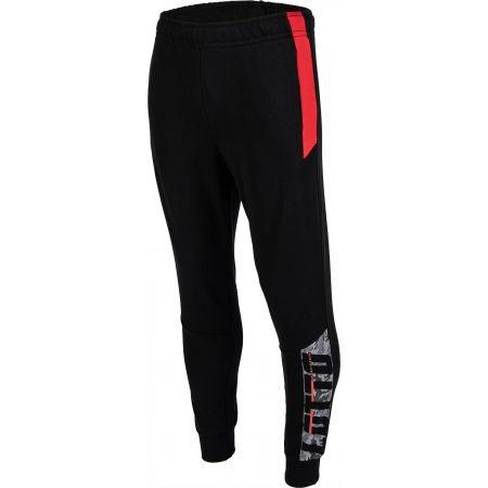 Lotto LOGO II PANT RIB FT - Pantaloni trening bărbați