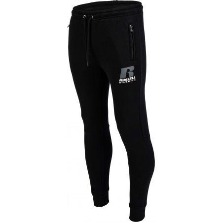 "Russell Athletic CUFFED ZIP POCKET PANT ""R"" - Pantaloni trening bărbați"
