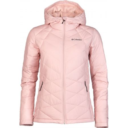 Columbia HEAVENLY HOODED JACKET - Dámska zimná bunda