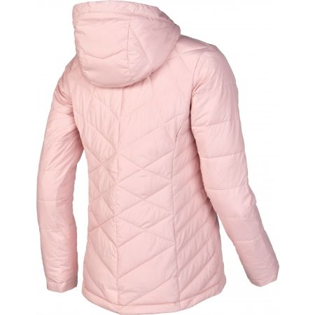 Women's winter jacket - Columbia HEAVENLY HOODED JACKET - 3