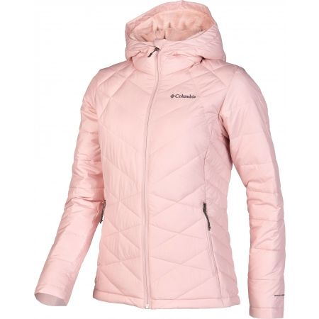 Women's winter jacket - Columbia HEAVENLY HOODED JACKET - 2