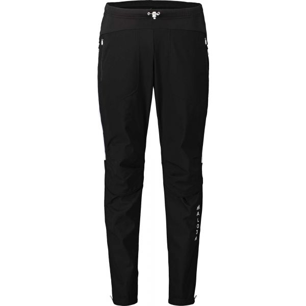 Maloja CROTTIM černá XL - Kalhoty na běžky