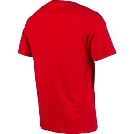 Мъжка тениска - Converse CENTER FRONT LOGO TEE - 3