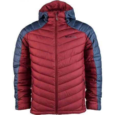 Columbia HORIZON EXPLORER HOODED JACKET - Мъжко термо  яке