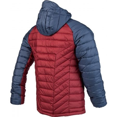 Pánská zateplená bunda - Columbia HORIZON EXPLORER HOODED JACKET - 3
