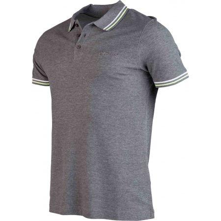 Pánske tričko s golierom - Lotto POLO CLASSICA MEL PQ - 2