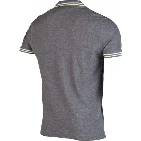 Pánske tričko s golierom - Lotto POLO CLASSICA MEL PQ - 3