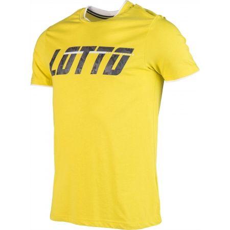 Мъжка тениска - Lotto LOGO II TEE JS - 2
