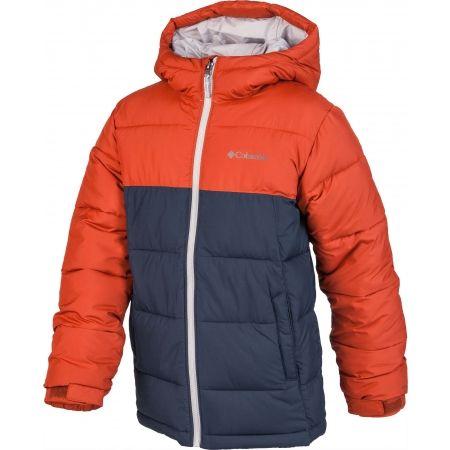 Dětská zimní bunda - Columbia PIKE LAKE JACKET - 2
