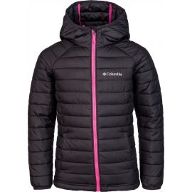 Columbia POWDER LITE GIRLS HOODED JACKET - Girls' jacket