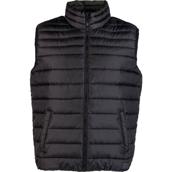 Lotto GILET CORTINA PAD PL černá XL - Pánská vesta