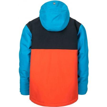 Chlapecká lyžařská/snowboardová bunda - Horsefeathers ATOL YOUTH JACKET - 2