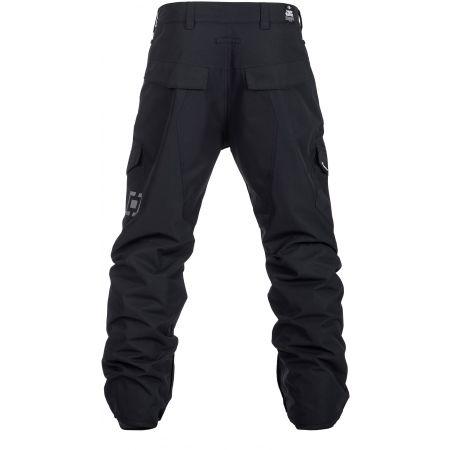 Pánske lyžiarske/snowboardové nohavice - Horsefeathers BARS PANTS - 2