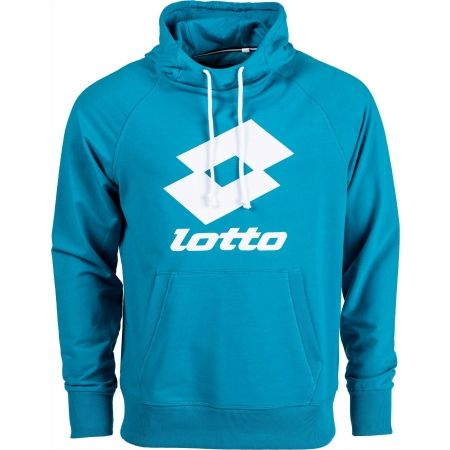 Lotto SMART SWEAT HD FT LB - Pánská mikina