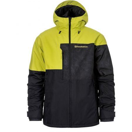 Pánská lyžařská/snowboardová bunda - Horsefeathers MALLARD JACKET - 1
