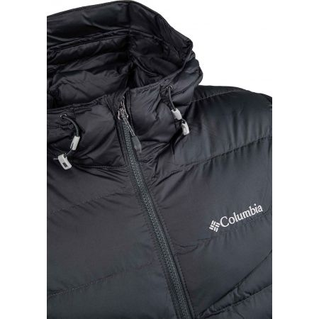 Geacă de bărbați - Columbia POWDER PILLOW HYBRID HOODED JACKET - 4