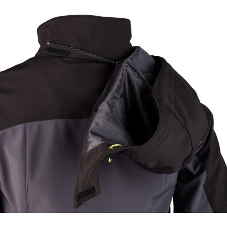 Pánská softshellová bunda - Willard ROCKY - 4