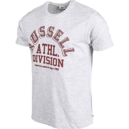 Pánské tričko - Russell Athletic ATHL.DIVISION S/S CREWNECK TEE SHIRT - 2