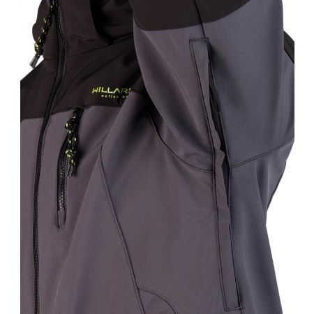 Pánská softshellová bunda - Willard ROCKY - 6