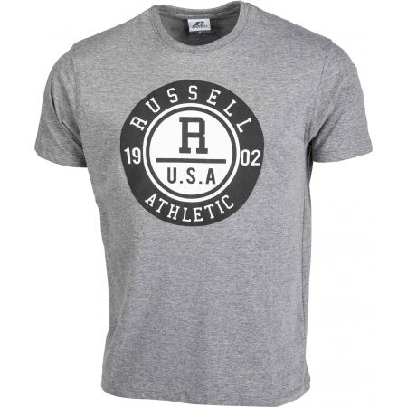 Russell Athletic COLLEGIATE-S/S CREWNECK TEE SHIRT