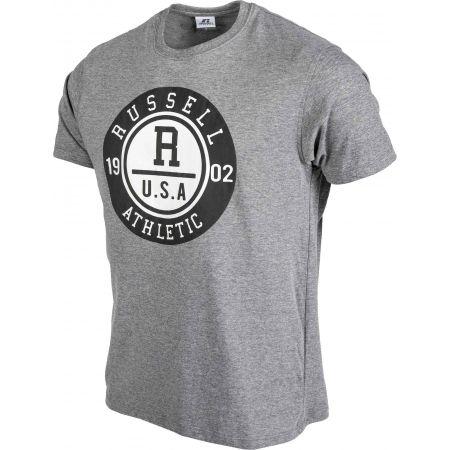 Мъжка тениска - Russell Athletic COLLEGIATE-S/S CREWNECK TEE SHIRT - 2