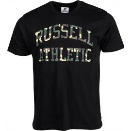 Russell Athletic CAMO PRINTED S/S TEE SHIRT - Pánske tričko