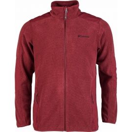 Columbia TOUGH HIKER FULL ZIP FLEECE - Men's fleece sweatshirt