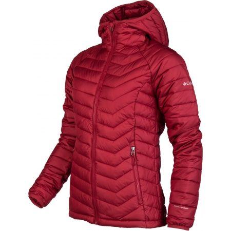 Dámska zimná bunda - Columbia POWDER LITE HOODED JACKET - 2