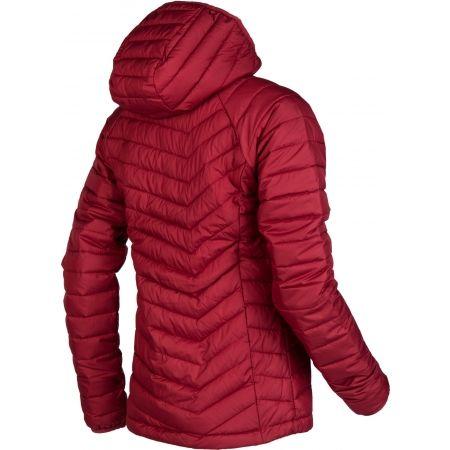 Dámska zimná bunda - Columbia POWDER LITE HOODED JACKET - 3