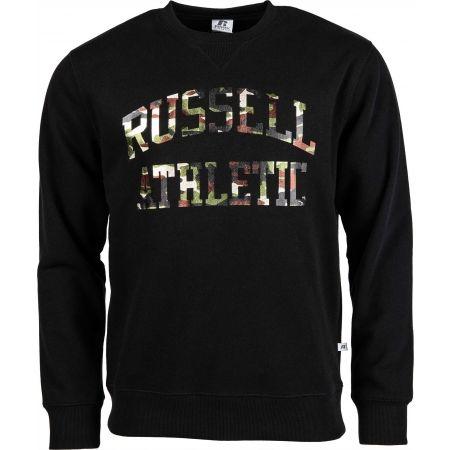 Мъжка блуза - Russell Athletic CAMO PRINTED CREWNECK SWEATSHIRT - 1