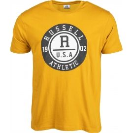 Russell Athletic S/S CREWNECK TEE SHIRT U.S.A. 1902 - Pánske tričko