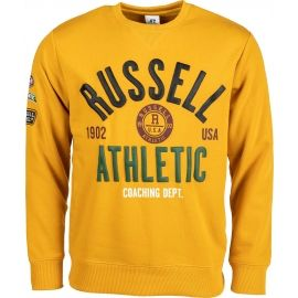 Russell Athletic PRINTED CREWNECK SWEATSHIRT - Bluza męska