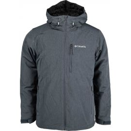 Columbia GATE RACER HEATHER SOFTSHELL - Férfi softshell kabát