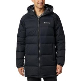 Columbia MACLEAY DOWN LONG JACKET - Pánska zimná bunda