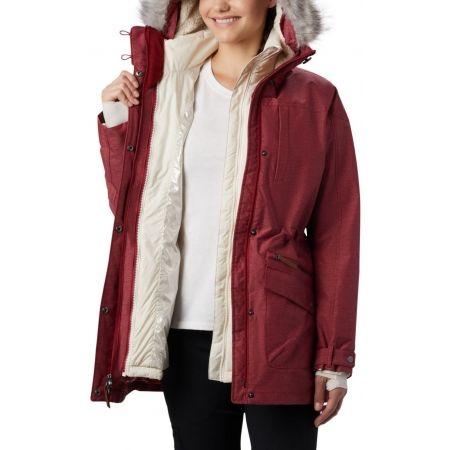 Women's winter coat - Columbia CARSON PASS IC JACKET - 6