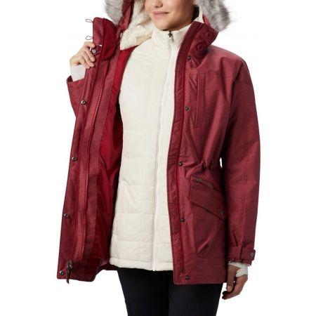 Women's winter coat - Columbia CARSON PASS IC JACKET - 7