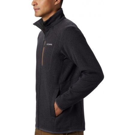Hanorac bărbați - Columbia ALTITUDE ASPECT FULL ZIP - 5